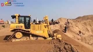 SD8N Bulldozer 345HP, Mining Bulldozer
