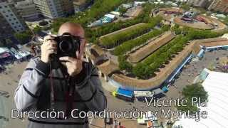 preview picture of video 'LA FERIA DE ALBACETE EN TIMELAPSE'