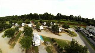 Wales West Light Rail and RV Resort in Silverhill, AL