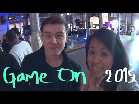 Meeting Muselk!!! (Game On 2015 Vlog)