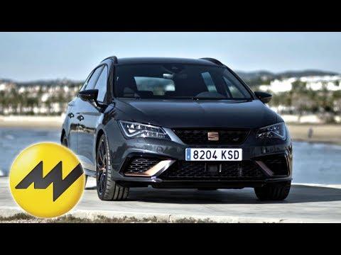 Der neue Seat Leon Cupra R ST |Fahrbericht |Motorvision