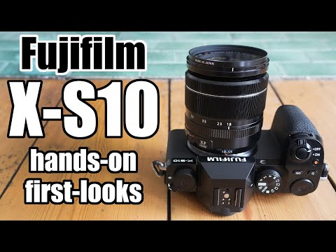 External Review Video BT8uCgeONp8 for Fujifilm X-S10 APS-C Mirrorless Camera