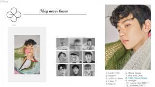 """【認聲+中字+空耳】EXO - They Never Know (Korean ver.) """"The 3rd Album 'EX'ACT' """""""