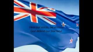 "New Zealand National Anthem - ""God Defend New Zealand / Aotearoa"" (MI/EN)"
