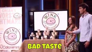 Shark Tank || Wink Ice Cream || Taste Free
