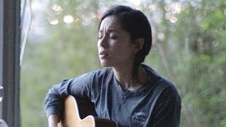 Gambar cover Billie Eilish - When The Party's Over (Kina Grannis Cover)