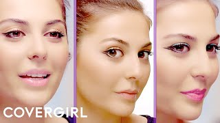 Cat Eye Makeup Tips: 3 Ways to Apply Eyeliner with Sona Gasparian | COVERGIRL