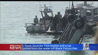 I-Team: 2 Bodies, SUV Pulled From Boston Harbor