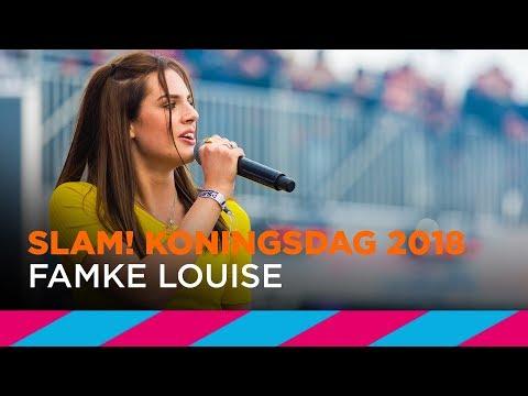 Famke Louise – SLAM!Koningsdag 2018