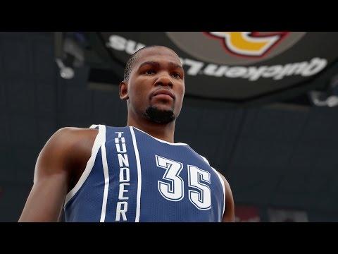 Trailer de NBA 2K15