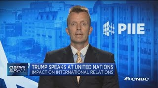 Trump hasn't succeeded in bilateral diplomacy with rest of the world, says expert