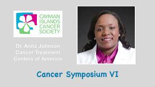 Dr Anita Johnson – Cancer Treatment Centers of America. Topic: Breast Cancer