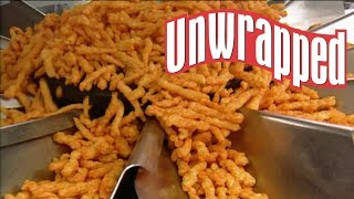 How Cheetos Are Made (from Unwrapped) | Unwrapped | Food Network