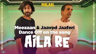 gratis download video - Meezaan & Jaaved Jaaferi Dance Off | Aila Re | Malaal 5th July
