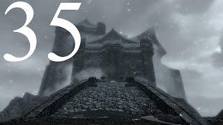 Прохождение The Elder Scrolls V: Skyrim -Замок Волкихар (#35)