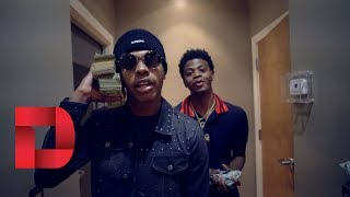 """Sherwood Marty x Lil Baby - The Making Of """"Day In My Hood"""" [@DelValleStudios VLOG]"""