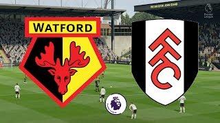 Premier League 2018/19 - Watford Vs Fulham - 02/04/19 - FIFA 19
