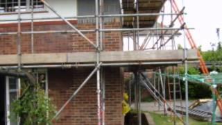 preview picture of video 'How to Build a Two Storey Home Extension in Bexley Kent in Less Than Twelve Weeks'