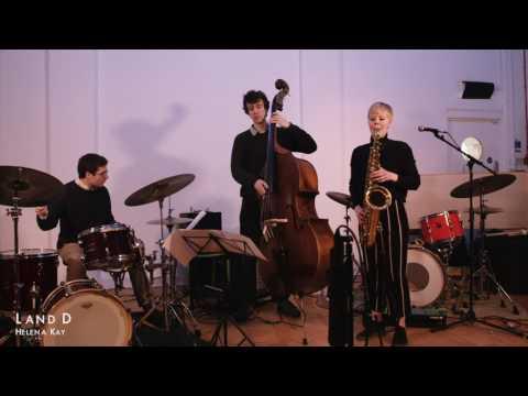 Helena Kay's KIM Trio performing in London, UK