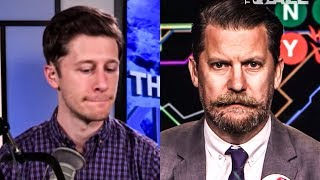 Gavin McInnes Uses Fake Name To Trick David Pakman On Show!!??