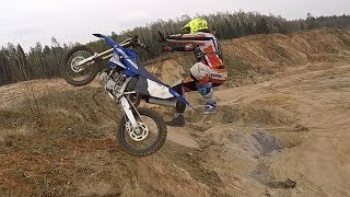 """""""You Shall Not Pass!"""" – Just funny words for hard enduro riders!"""