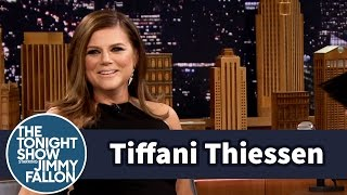 Tiffani Thiessen's Saved by the Bell Reunion Baby Bump Was Real
