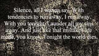 Avenged Sevenfold - Tonight The World Dies