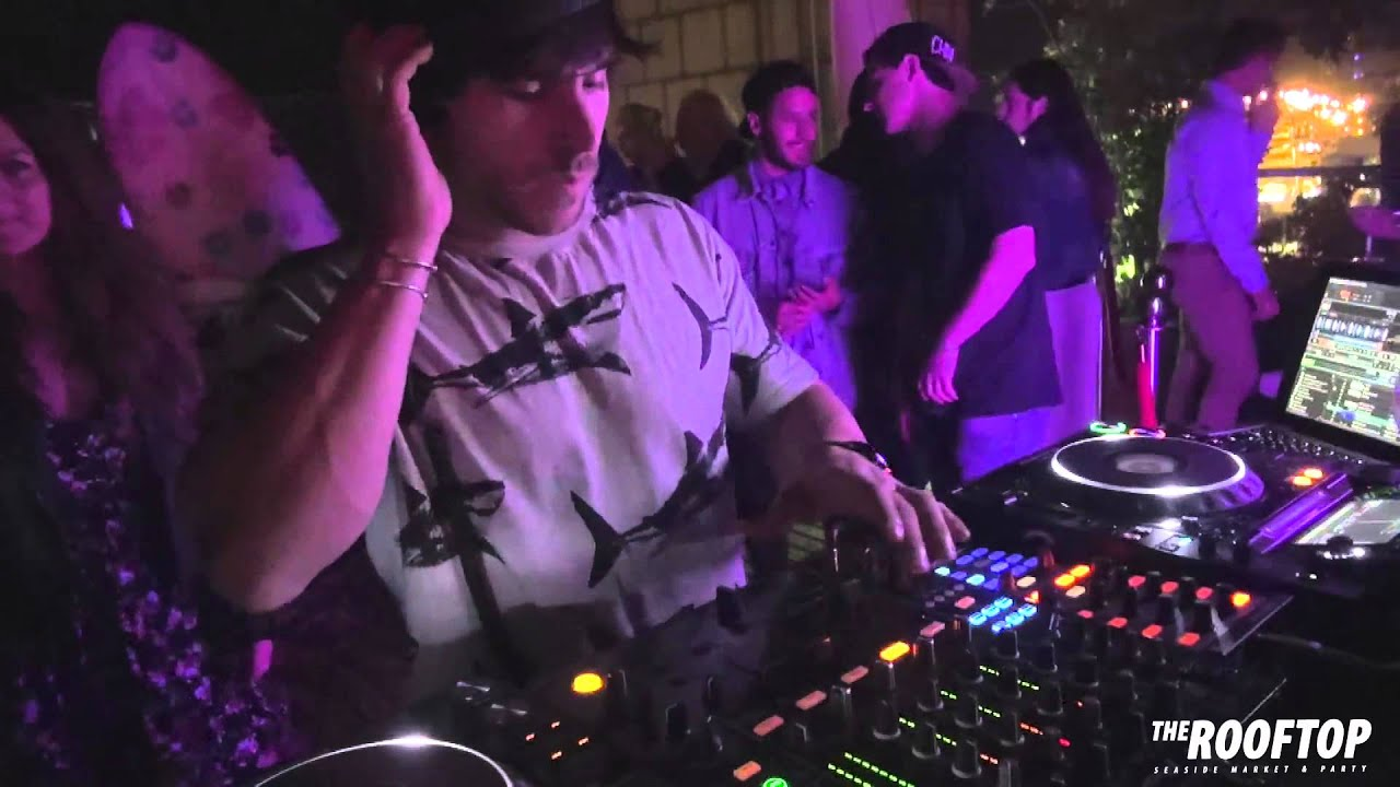 Lexlay - Live @ The Rooftop Barcelona 2015