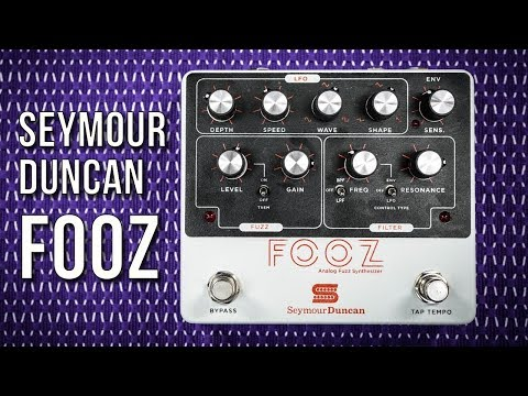 EVERYTHING you might want to know about the FOOZ