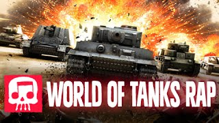 WORLD OF TANKS RAP by JT Music -