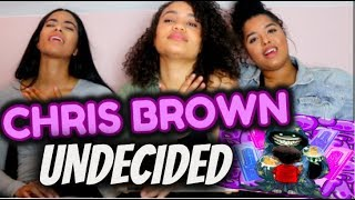 Chris Brown - Undecided Reaction/Review