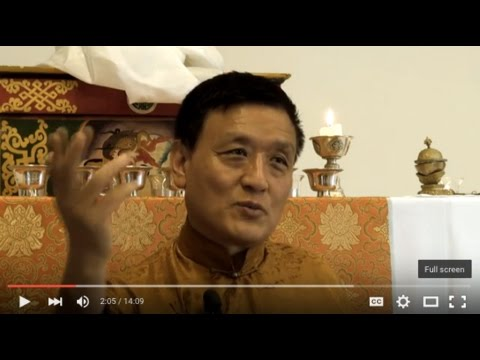 The Role of Shamanism in the Tibetan Bon