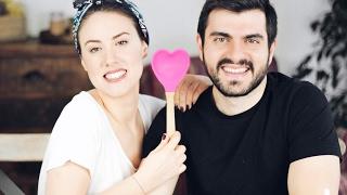 BİRBİRİMİZİ NE KADAR İYİ TANIYORUZ? CEZALI ft. GÖKHAN // Cansu Dengey