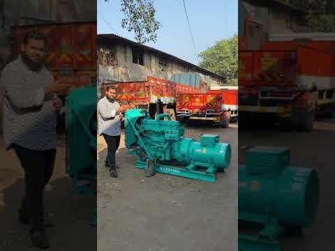25 KW Noise Version Diesel Generator