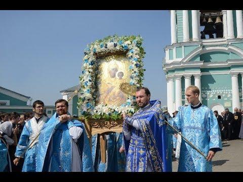 Праздники 10 августа. Празднование в честь Смоленской иконы Божией Матери