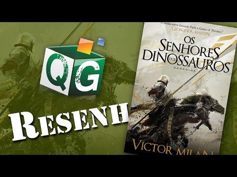 Resenha: Os Senhores dos Dinossauros
