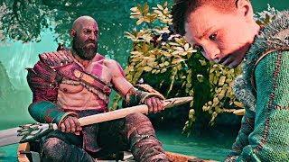 God of War - Kratos Mourns in his Own Way