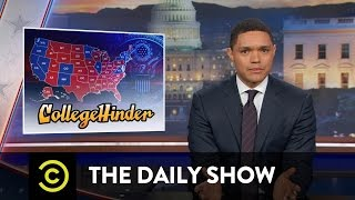 The Daily Show - Making Sense of the Electoral College