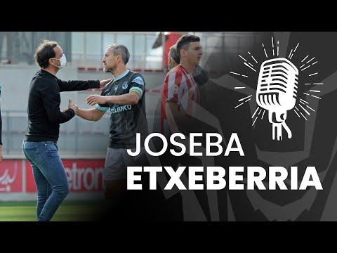 🎙️ Joseba Etxeberria I post Bilbao Athletic 2-0 SD Logroñés l 2. Fasea – 3. J – 2ªB 2020-21