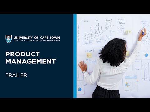 UCT Product Management Online Short Course | Trailer - YouTube