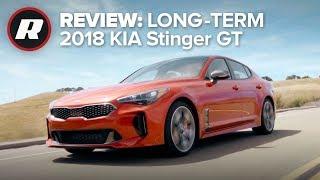 2018 Kia Stinger GT Review: Meet our long-term sports sedan (4K)