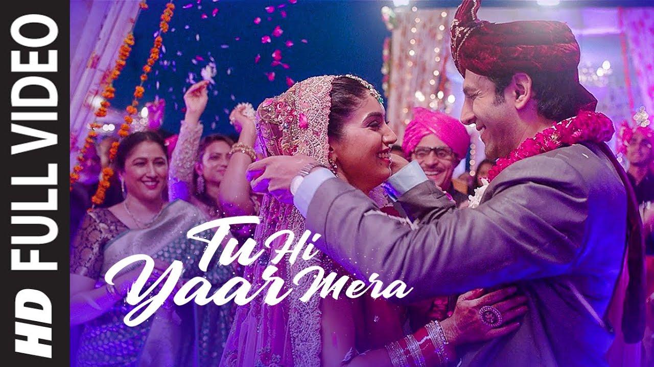 Full Video:Tu Hi Yaar Mera | Pati Patni Aur Woh | Kartik A,Bhumi P,Ananya P| Rochak,Arijit S,Neha K| Rochak feat. Arijit Singh and Neha Kakkar Lyrics