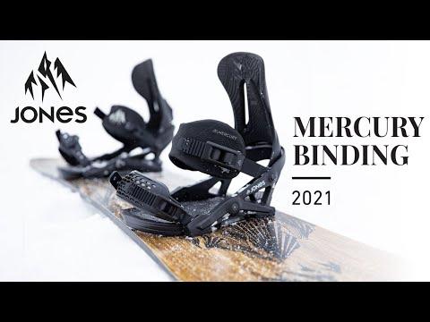 Legaturi Jones Mercury Surf Series 2020/2021