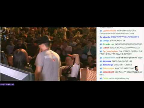 Fighting Game Tournament Marriage Proposal Makes One Man Very Happy
