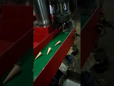 Fully Automatic Dhoop Cone Making Machine