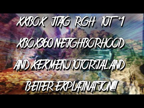 Download How To Install Xbox 360 Neighborhood Rgh Jtag Video 3GP Mp4