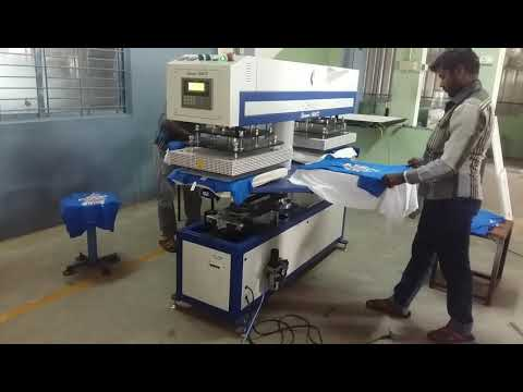 Spinner 4 Bed Fusing Machine