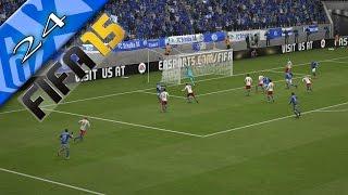 preview picture of video 'Let's Play FIFA 15 Trainerkarriere [Deutsch/HD] #024 - FC Schalke 04 - Hamburg meine Perle'