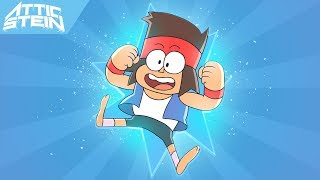 OK K.O.! LET'S BE HEROES THEME SONG REMIX [PROD. BY ATTIC STEIN]