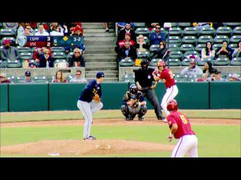 Men's Baseball: USC 9, Coppin State 4  - Highlights 02/19/17